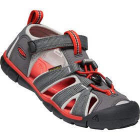 Keen Seacamp II CNX Chaussures Enfant, magnet/drizzle